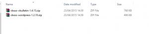 vbsso downloads